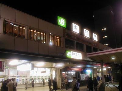 実はこの日、宇都宮線がストップしていて大変だった浦和駅。