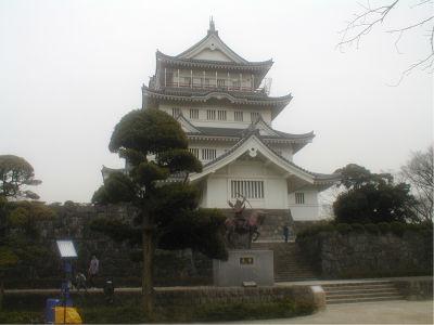 千葉に城があったのって初めて知ったんだけど。