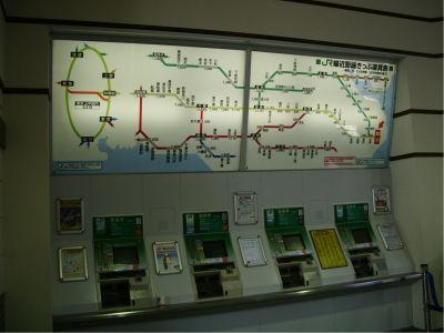 山手線が適当になってるwww東京都区内ってやつですね
