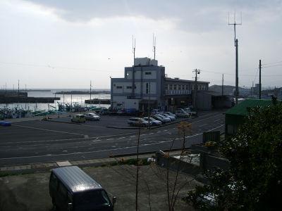 良く千葉県には「銚子港直送の寿司」があるけど、それはここや犬吠北側の港が産地なんだろう。