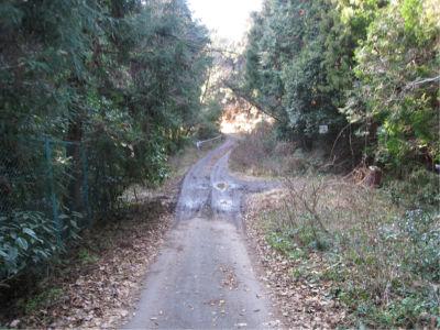 ゴミの不法投棄がちらほらあるな。意味もなく林道を山の中へ延ばすと、こういう問題を生み出す原因になるので、意味もなく林道を延ばすのはやめていただきたいね。しかも税金だし。